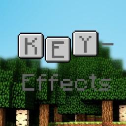 KeyEffects Minecraft Mod