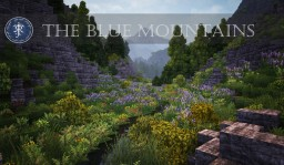 The Blue Mountains Minecraft Map & Project