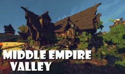 Middle Empire Valley 1.7.10 Minecraft