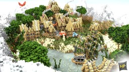 Medieval Village | +DOWNLOAD Minecraft Map & Project
