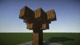 Randomized Trees Minecraft Map & Project