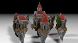 Skywars map Minecraft