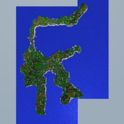 Island of Sulawesi Minecraft Project