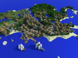 Medieval City Minecraft Project