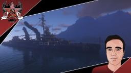 WW2 Fletcher Class Destroyer (Showcase + Download) Minecraft Project