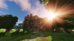 Miss Peregrine's Home for Peculiar Children Server Project! Minecraft Map & Project