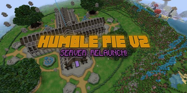 Server Relaunch!