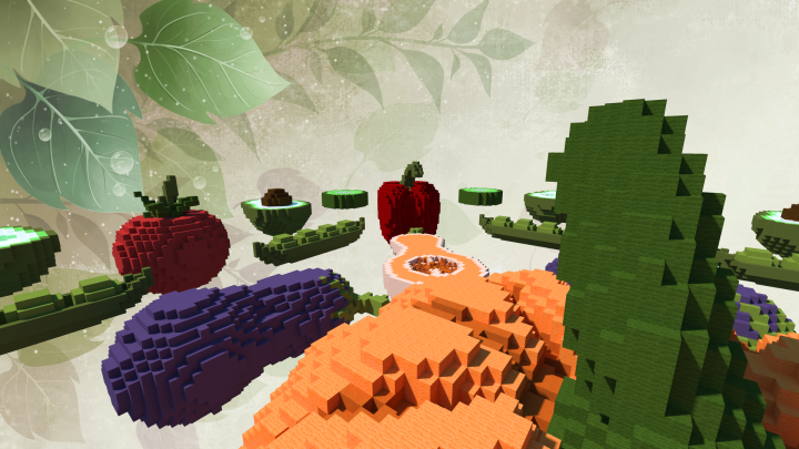 how to get vegetables in minecraft
