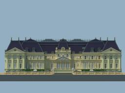 [Baroque] Chateau based on Vaux Le Vicomte