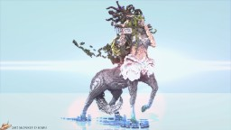 Centaur: 'Dreamscape Flutist' Minecraft Project