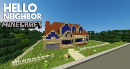 [1.7.10] Hello Neighbor - Alpha 2 Minecraft Map & Project