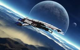 SSV Normandy SR1 Minecraft Project