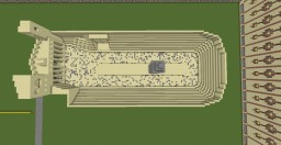 Circus Maximus - Roman Hippodrome Minecraft Project