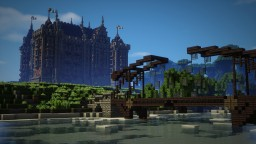 Brederode Castle - a 14th century castle Minecraft
