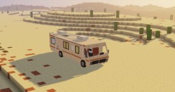 RV Campers in One Command! Minecraft Map & Project
