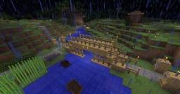 KraftVille - BS-FREE SMP Minecraft