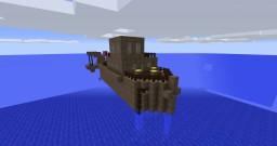 ss.brown of goto marine WITH GLIMARS STEAMPUNK V2.0 ATUALIZED TO 1.6X Minecraft Project