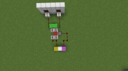 Left/Right Switch Minecraft Project
