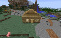 Wolf Attack Minecraft Project