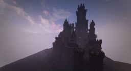 Darksouls/Bloodborne inspired Castle Minecraft Map & Project