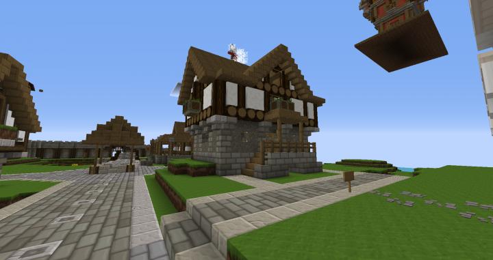 Minecraft Roleplay City | Minecraft Servers