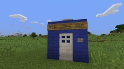 TARDIS [Bigger on the inside]
