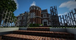 American Horror Story Murder House Minecraft Project