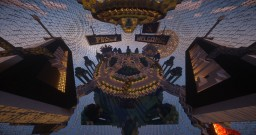⚔ Server Spawn ⚔ ♦ FACTIONS ♦ PVP ♦ PRISON ♦ Minecraft Map & Project
