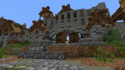 Whiterun; Skyrim Project by danielos125 Minecraft Map & Project