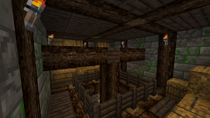 Watermill Of Barbegal Minecraft Project