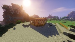 Oak Home Minecraft Map & Project