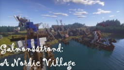 GALMANSSTROND: A NORDIC VILLAGE(FURNISHED)(UPDATED)