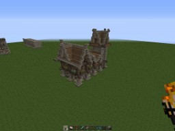 Getting in to medieval stuff Minecraft Map & Project