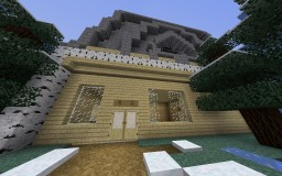 A Cozy Simple Home -Block_Builder Minecraft Map & Project