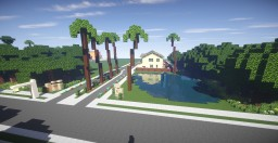 Willow Pond - Oakland Minecraft Map & Project