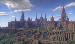 Symmetria Minecraft Map & Project