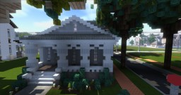 Craftsman Bungalow | WoK Minecraft Project