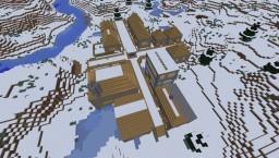 Snowkin Village Minecraft Map & Project