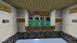 Notch's Museum! Minecraft Project