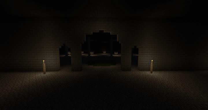 the balcony/ the soul chamber (mortal kombat 3) Minecraft