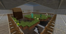 Ultra Zombie Horde Minecraft Map & Project