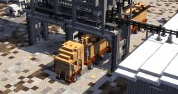 Australian Sawdust truck Minecraft Project