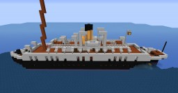 SS Nomadic (Outdated) Minecraft Map & Project