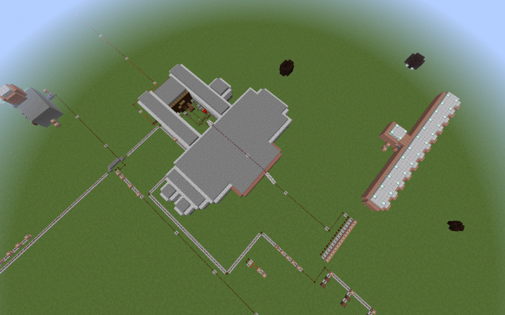 Small Portion of Redstone