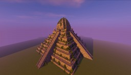 lost maya temple Minecraft Map & Project