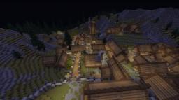 Das Wikinger Dorf Minecraft Map & Project