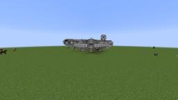 Millennium Falcon (Empire Strikes Back) Minecraft Project