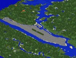 Manhattan 1:72 Scale Minecraft Project