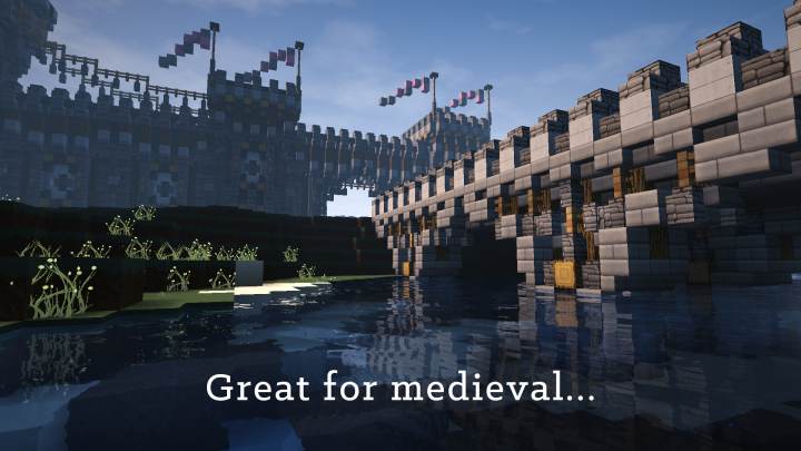 Great for Medieval