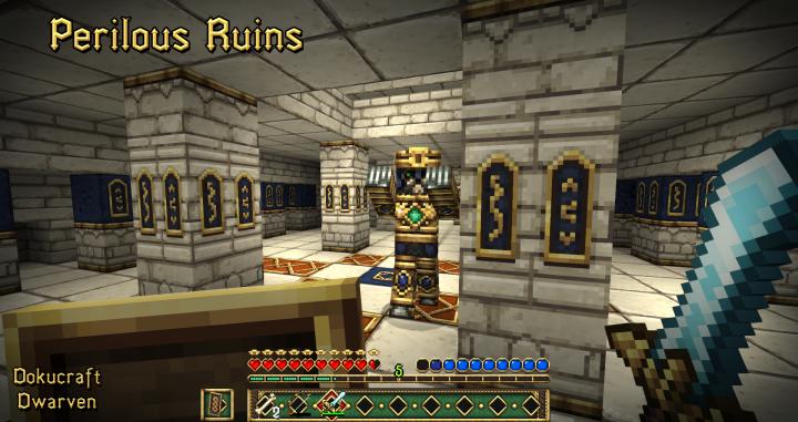 Perilous Ruins